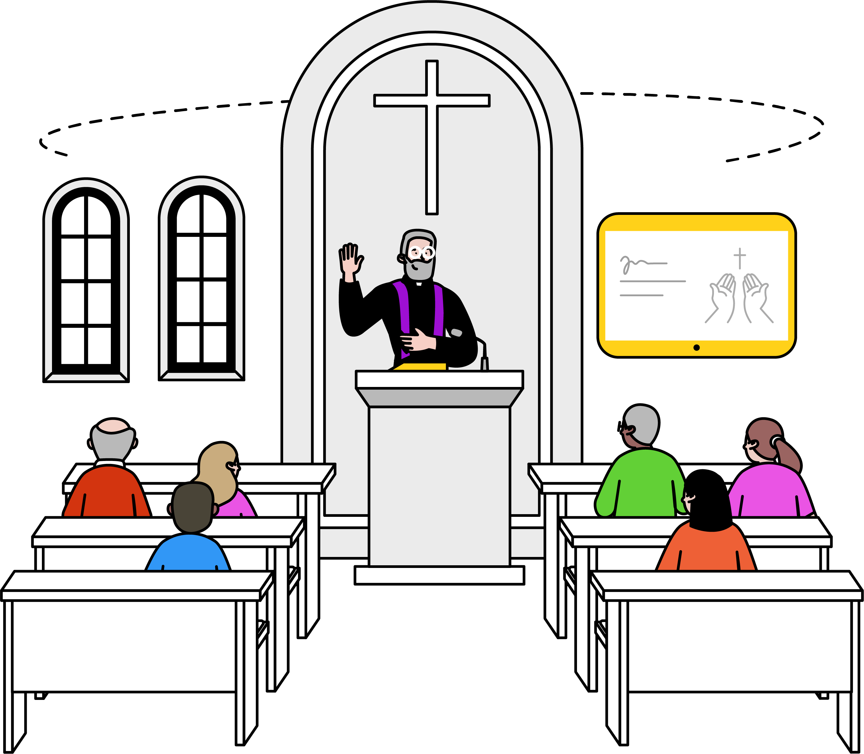 Tailored Solutions for Religious Organizations Image