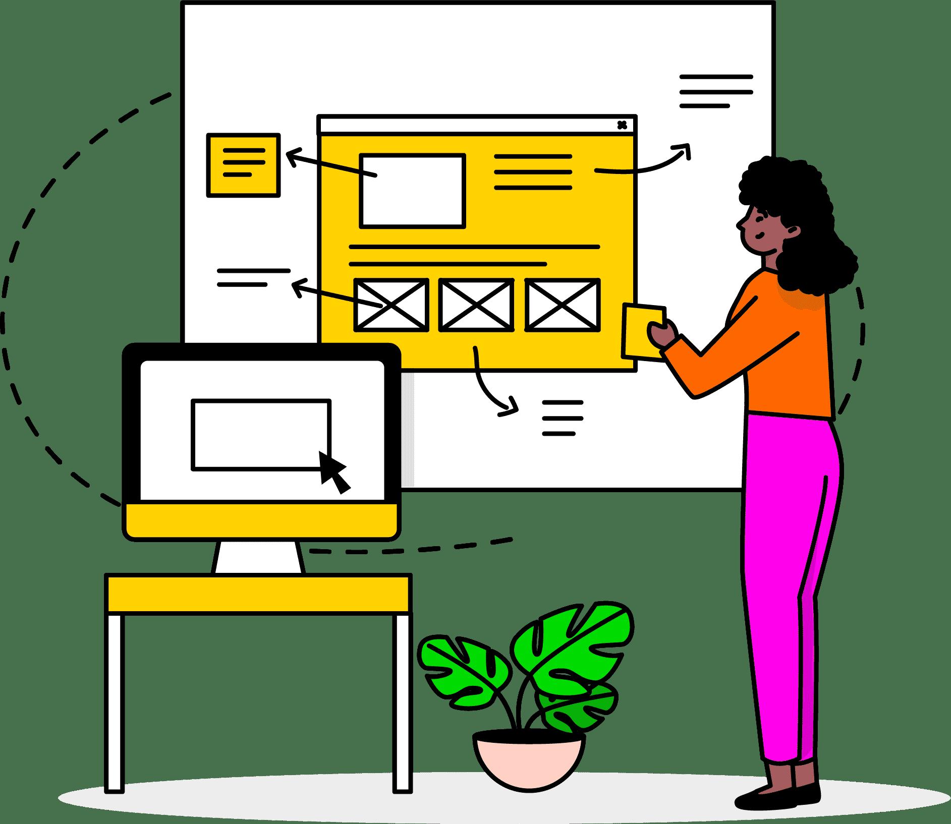 Web Application Services Image