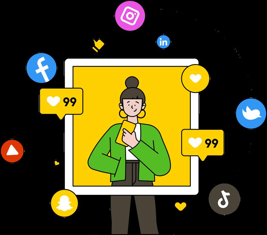 Social Media Marketing Services