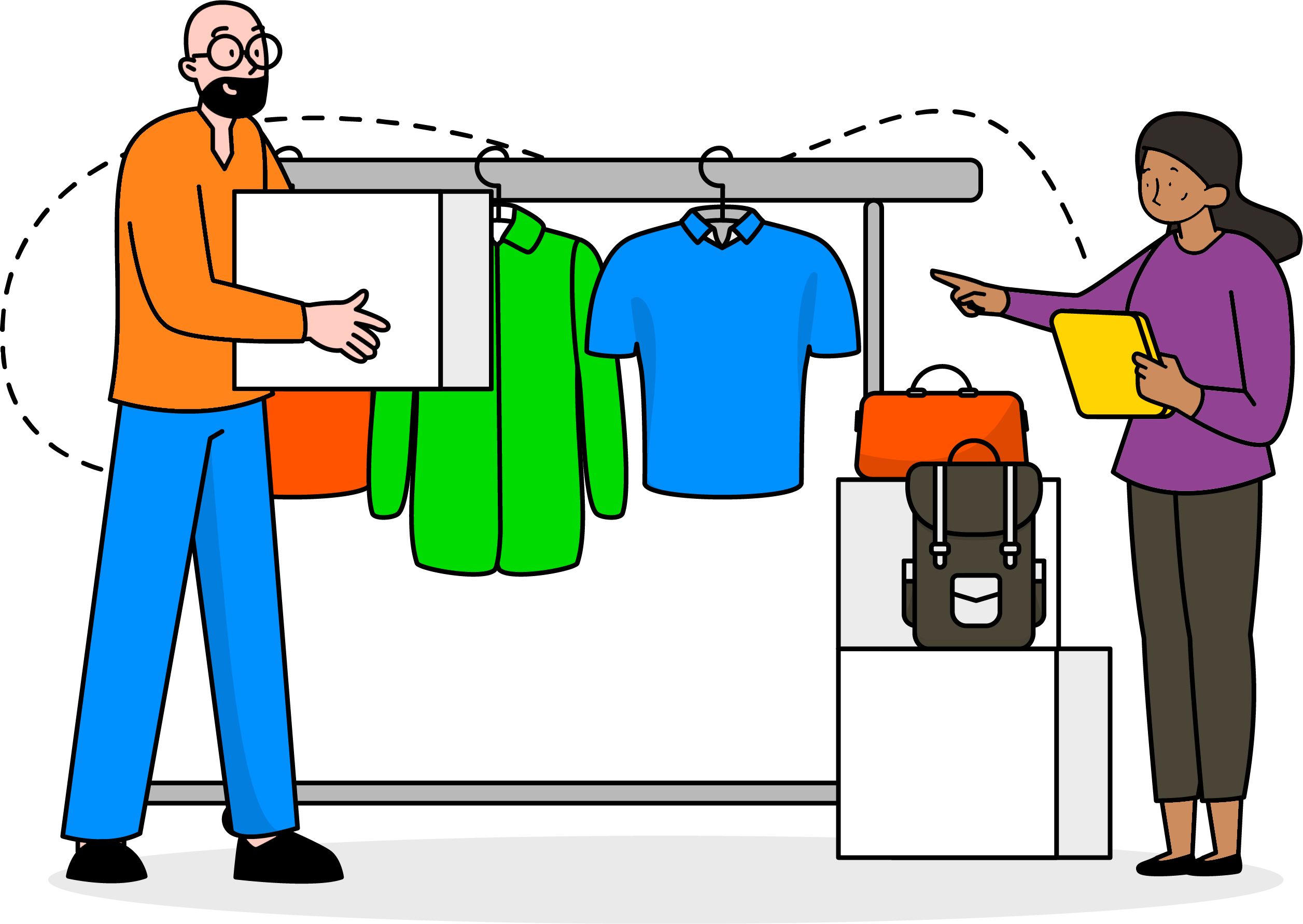 Tailored Solutions for Retailers Image